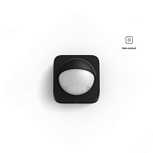 Philips Hue Dusk-to-Dawn Outdoor Motion Sensor for Smart Home, Wireless & Easy to Install (Hue Hub Required, for use with Philips Hue Smart Lights)