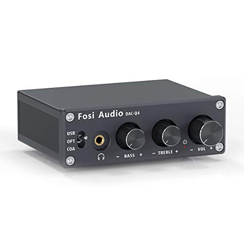 Fosi Audio Q4