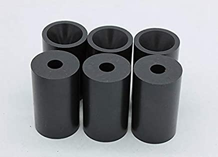 Boron Carbide Sandblasting Nozzle W 4.0 mm 45mm X 20mm X L O