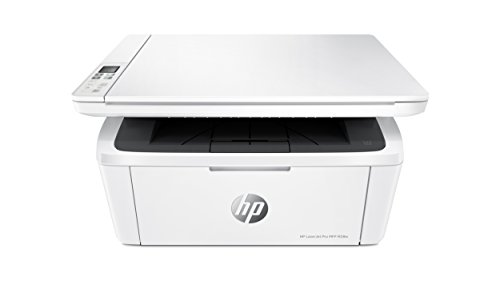 HP LaserJet Pro M28w - Impresora multifunción láser (USB 2.0, WiFi, 18 ppm, memoria de 32 MB, Wi-Fi Direct y aplicación HP Smart)