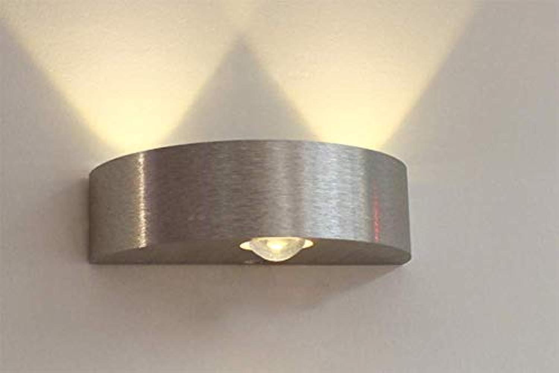 DENGDENG Edelstahl - Wand - Schlichte und Moderne lampen Licht im Flur treppe kulisse Schlafzimmer, Wohnzimmer MIT Licht