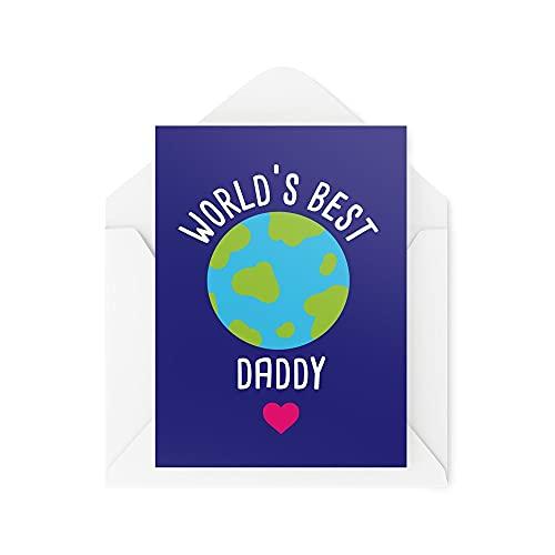 World's Best Daddy Card