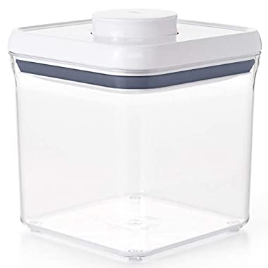 OXO Good Grips POP Container – Airtight Food Storage – 2.4 Qt for Sugar and More