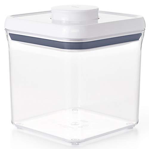 OXO 保存容器 ポップコンテナ 旧タイプ ビッグスクエア ショート 2.3L 1071399