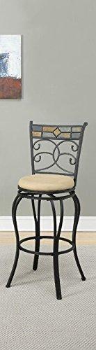 Pleasant Poundex Pdex F1500 Bobkona Adney 29 Seat Height Swivel Bar Stool Tan Set Of 2 Spiritservingveterans Wood Chair Design Ideas Spiritservingveteransorg