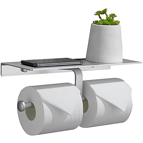 Top 10 best selling list for wall mounted double toilet roll holder