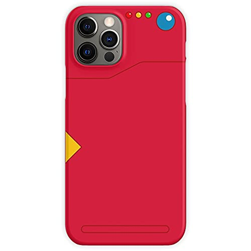 Pokedex - Phone Case for All of iPhone 12, iPhone 11, iPhone 11 Pro, iPhone XR, iPhone 7/8 / SE 2020 - Customize