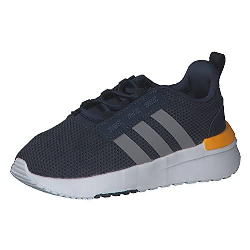 adidas Racer TR21 I, Zapatillas de Running, Griuno/FTWBLA/NARACI, 27 EU
