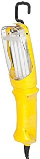 Bayco BA-911PDQ4 18W Fluorescent Work Light with Single Outlet by Bayco