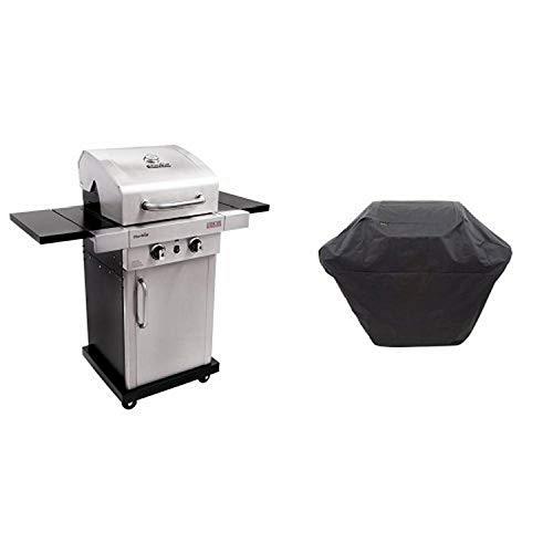 Char-Broil Signature TRU-Infrared 325 2-Burner Cabinet Liquid Propane Gas Grill