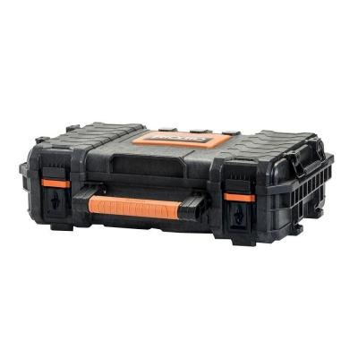 RIDGID 22 in. Pro Organizer, Black (Set of 2)