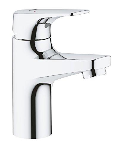 Grohe Flow Stand - Grifo de lavabo monomando de cuerpo liso, Tamaño S Ref. 23752000