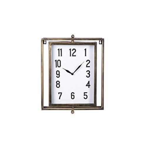Ganz Rectangle Wall Clock
