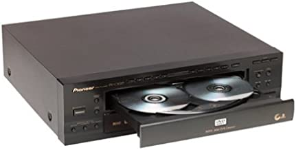 pioneer dv c302d 3 disc dvd player