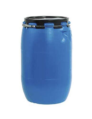 Jardin202 - Bidón de plástico con Boca Ancha de 60 litros