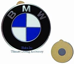 BMW Genuine Wheel Center Cap Emblem Decal Sticker 58mm