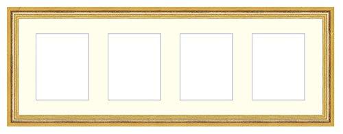 Framecraft fotolijst, hout, goudkleurig