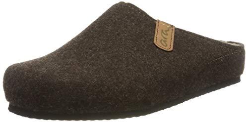 ARA Herren Cosy 1529915 Pantoffeln, Braun (Braun 07), 43 EU