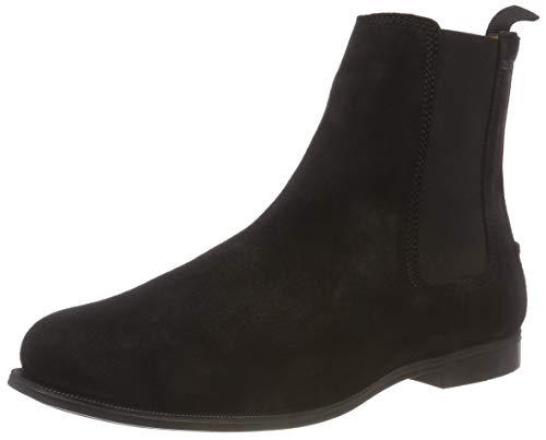 Sebago Damen Plaza Ii Suede W Chelsea Boots, Schwarz (Noir 902), 38.5 EU