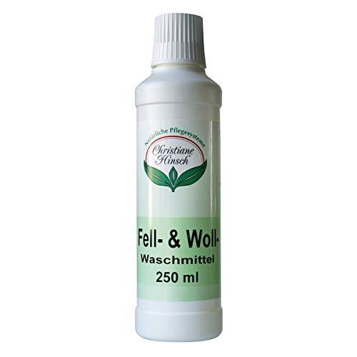 Fell-und Woll-Waschmittel 250ml