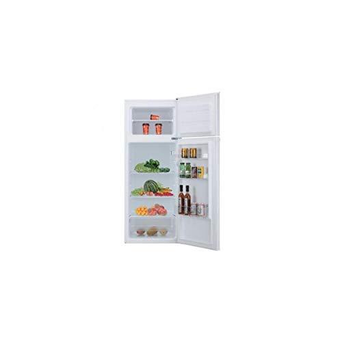Candy CDD 2145 E Kühl-Gefrier-Kombination, freistehend, Weiß, 204 l, A+, (204 l, N-ST, 40 dB, 2 kg/24h, A+, Weiß)