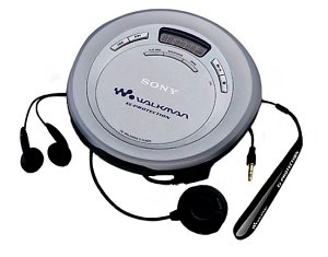 Sony D-EJ625 G-Protection Jog Proof CD Walkman (discontinued by manufacturer)
