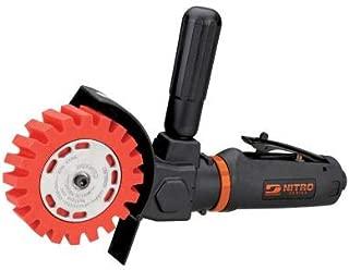 Dynabrade NZ1 Nitro Series NitroZip Eraser Wheel Tool, Qty 1