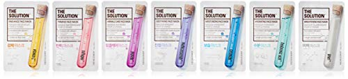 THE FACE SHOP The Solution Bundle (7 Pcs), 20 g.