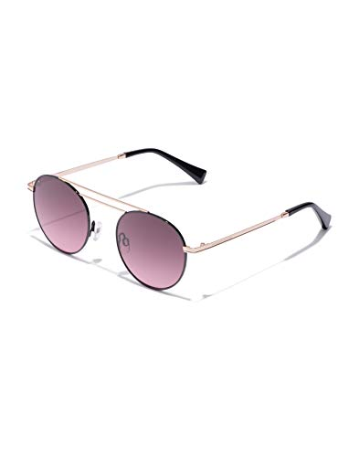 HAWKERS Nº9 Gafas de sol, BURGUNDY, Talla única Unisex Adulto