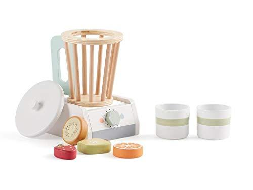 Kids Concept- Licuadora Juguetes de Cocina Delantales y Guardapolvos Todos los demás Unisex, Multicolor (1000414)