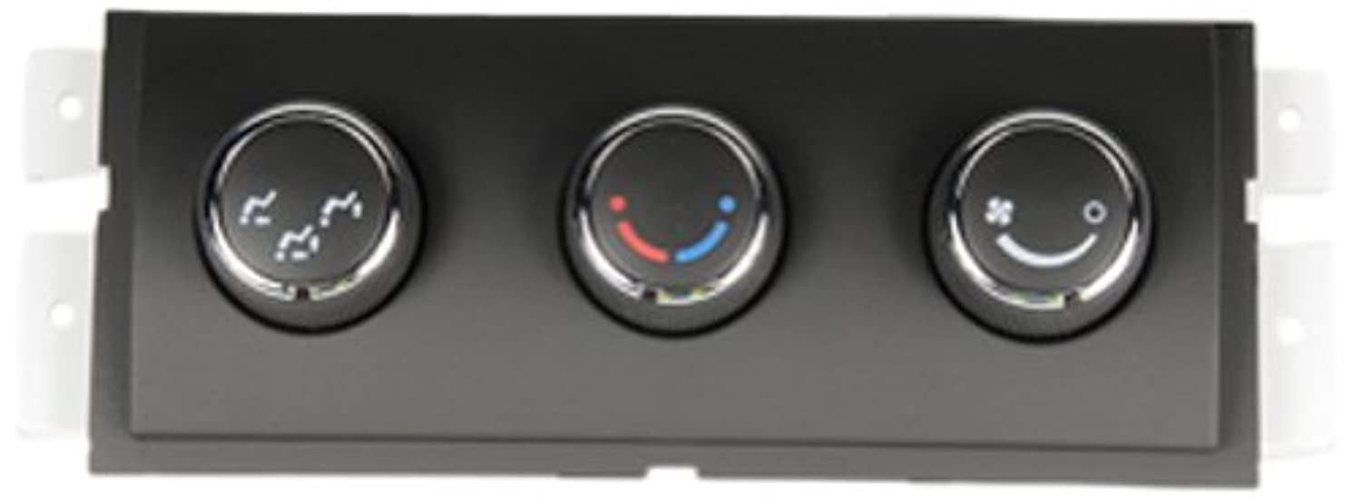 ACDelco 15109352 GM Original Equipment Auxiliary Heating and Air Conditioning Control Panel