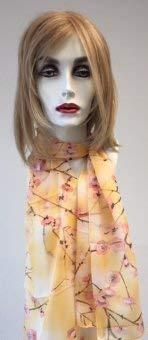 Passigatti Schal Kischblüte, 152x35 cm 100% Polyester, Kirsche