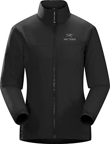 Arcteryx Damen Atom LT Jacket, Black, M