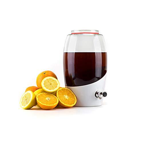 Brewing jar