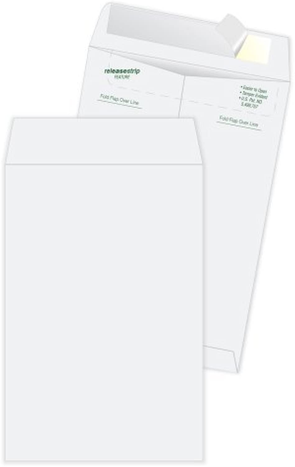Quality Park Park Park Tyvek Catalog Envelope, 6 Inches x 9 Inches, Weiß, Pack of 20 (R1319) by Quality Park B0141MNR84 | Export
