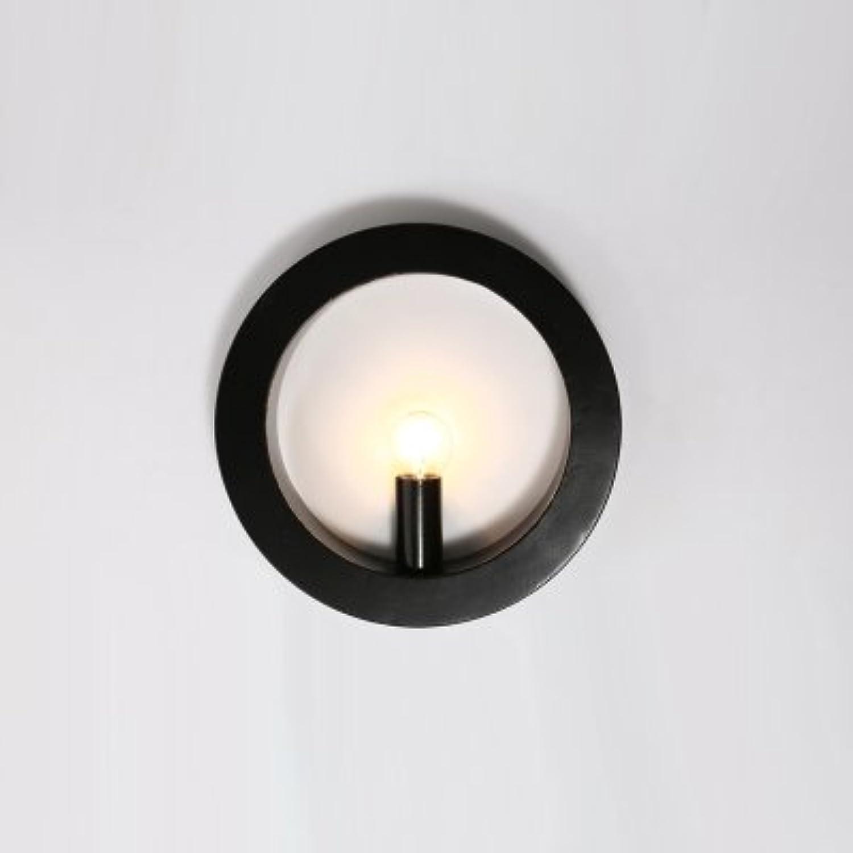 StiefelU LED Wandleuchte nach oben und unten Wandleuchten Wand lampe Nachttischlampe Schlafzimmer Wohnzimmer balkon Licht Treppe mit Wnden,6023 Schwarz warmes Licht