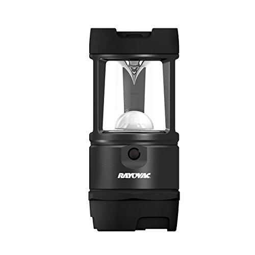 Rayovac Sportsman Virtually Indestructible 400 Lumen 3D LED Lantern with Batteries (OT3DLN-B)