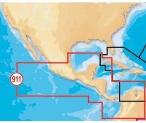 Navionics Platinum+ Mexico/Central America - Microsd/Sd