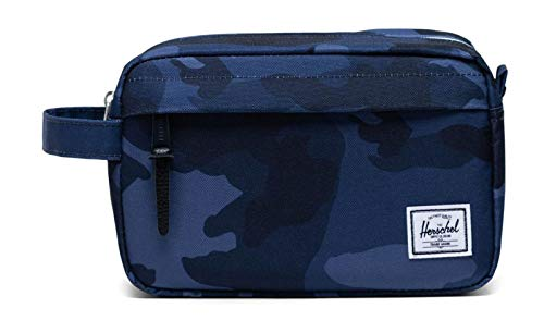 Herschel Chapter Travel Kit Peacoat Camo