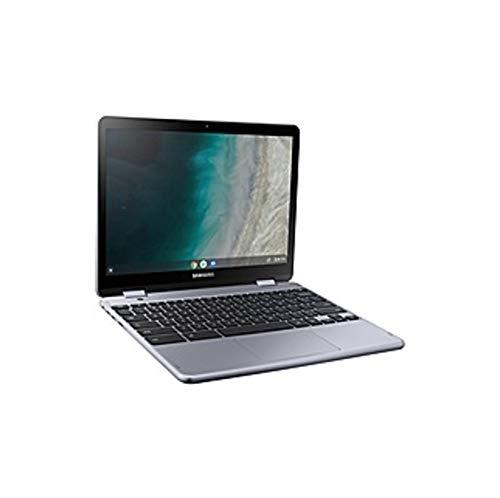 Samsung Chromebook Plus XE525QBB-K01US 12.2' Touchscreen 2 in 1 Chromebook - 1920 x 1200 - Intel Celeron 3965Y 1.50 GHz - 4 GB RAM - 32 GB Flash Memory - Stealth Silver - Chrome OS - (Renewed)