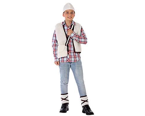 ATOSA disfraz pastor nio infantil pesebre navidad 3 a 4 aos