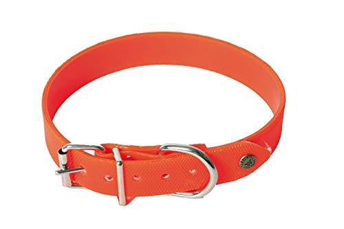 Martin Sellier - 44573.1 - Collier en pvc 55cm orange
