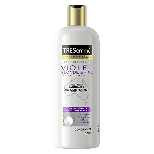 TRESemmé Pro Collection Conditioner Violet Blonde Shine 675ml