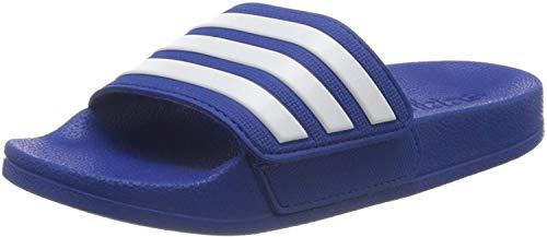 adidas Badepantoletten-EG1355 Slipper, ROYBLU/FTWWHT/ROYBLU, 31 EU