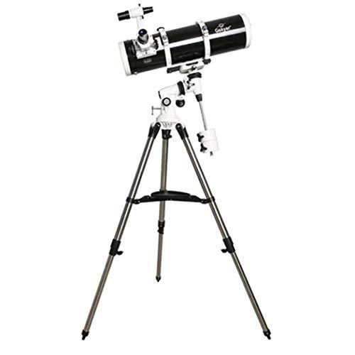 ZHCJH Astronomisches Teleskop + monokulare astronomische Refraktor-Teleskope für Kinder Erwachsene Anfänger, 345 Mal