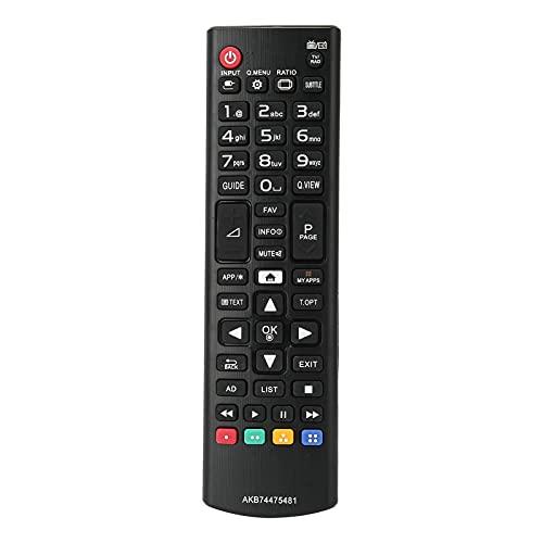PUSOKEI AKB74475481 Neue Ersatzfernbedienung für LG TV 49LB550V 49UH610V 43LF590V 49UF640V 49LF590V 55UH7709 60UH7709 65UH7709 55UH950V 65UH950V 40UH630V 50UH635V 58UH635V