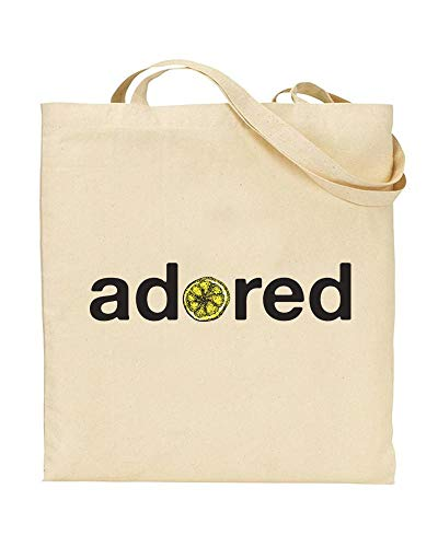 Ian Brown Adored Tribute Tote Bag | Indie Rock Manchester Music Icon Shopping Bag | Wanna Be Adored Shopper Bag | Reusable Bag | Eco Friendly Bag For Life | Beach Bag | Foldable Fashion Totes