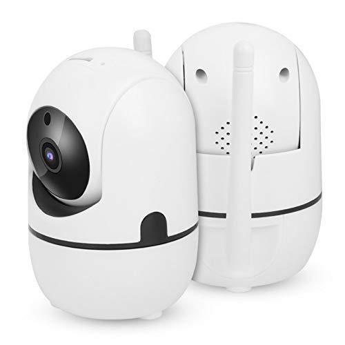Control de detección de movimiento de intercomunicador de voz bidireccional 1080P cámara de grabación continua WiFi Seguridad Disparo nocturno (regulación británica)