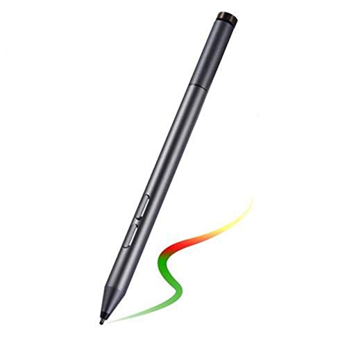 waysad Active Pen Laptop Stylus Pen For Miix Yoga ThinkPad Bluetooth 4.0 4096 Pressure Touch Screen Magnetic Attachment And Tilt,including AAAA Battery 600hr Continuous Using