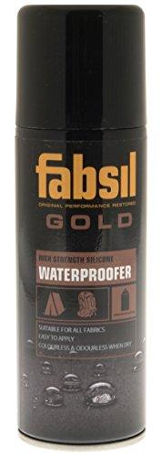 Fabsil GRFAB16 Aerosol Spray, Black, 200 ml